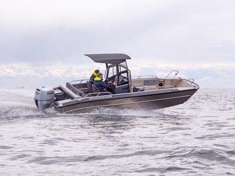 faster båt test