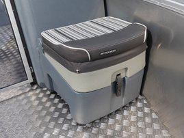 Seat cushion for box R20 44 cm