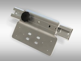 Transducer bracket, adjustable - YM20