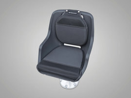 Seat cushion for standard seat