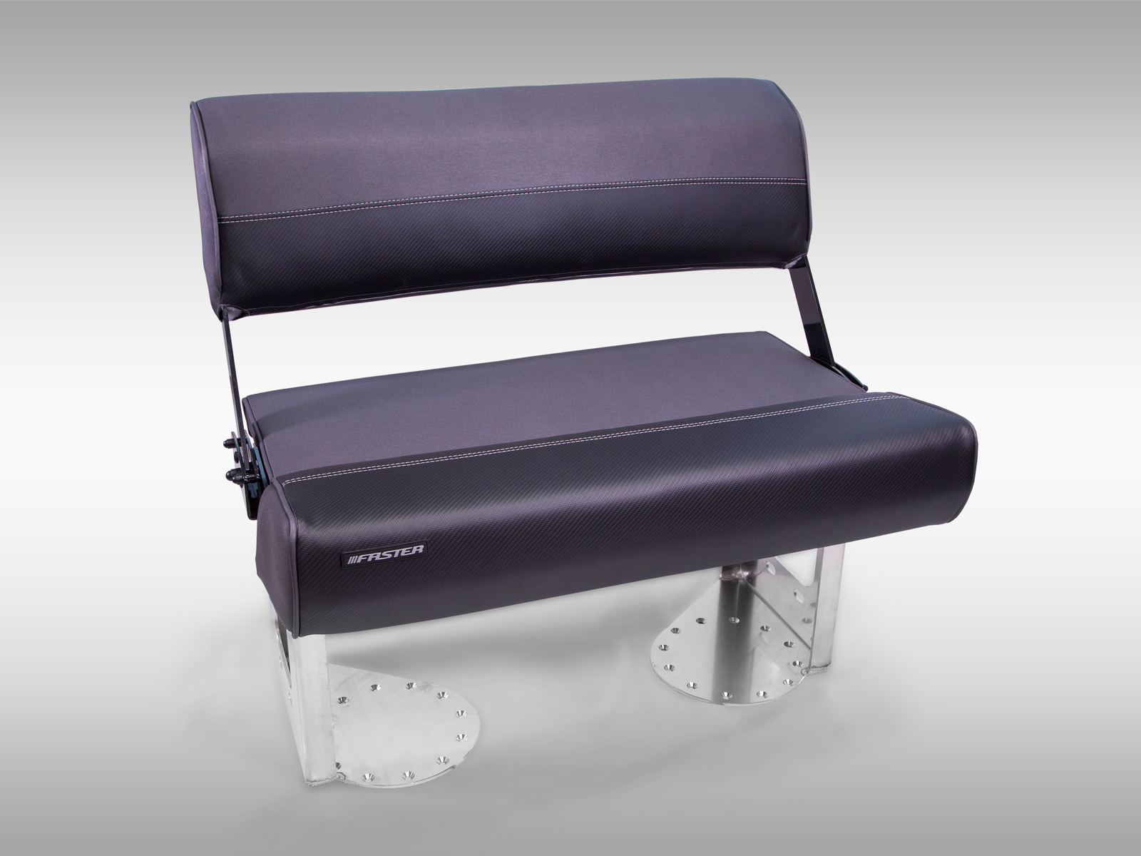 Swing-istuin, 80 cm - Istuimet - Lisävarusteet - Faster alumiiniveneet