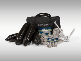 Equipment pack incl. storage bag